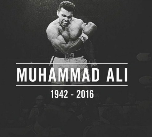 Muhammad Ali : The Legend dies at 74