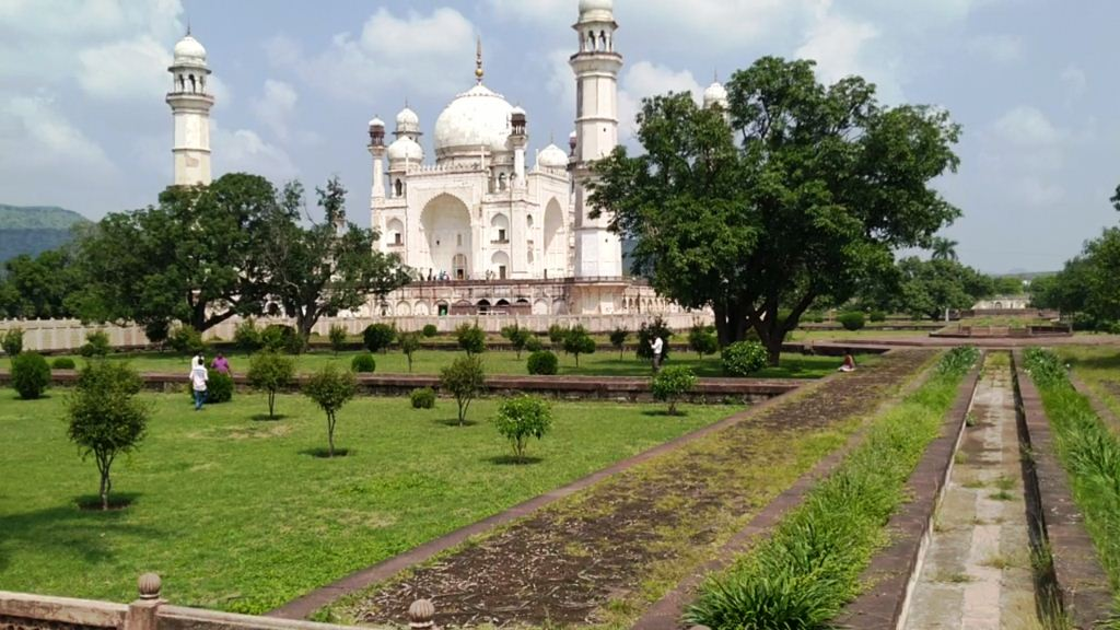 Bibi ka Maqbara – Aurangabad Vlog16