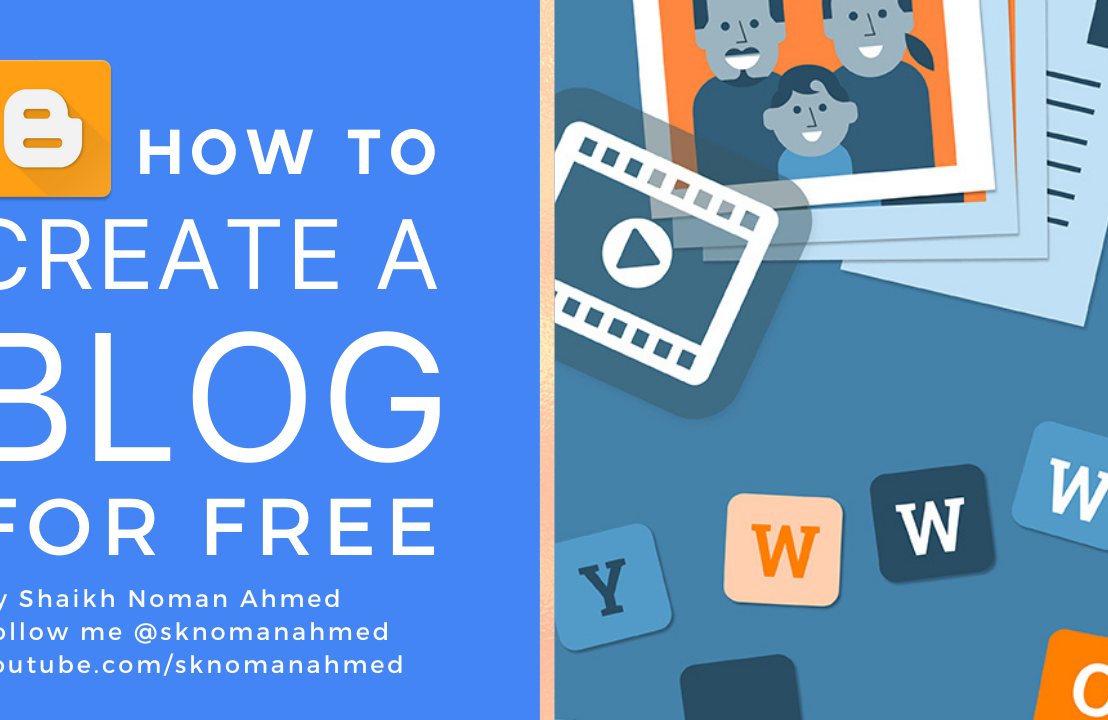 How to Create a Blog for FREE!